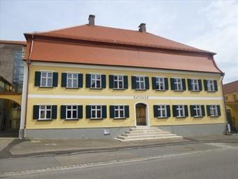 Rathaus der Gemeinde Eitensheim